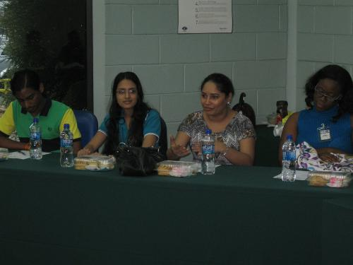 Year 3 BSc. CIS student gives her recommendations for the Sept 2012-May 2013 semester